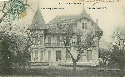 ANNONAY grand mouley