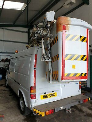 Ford Transit Cherry picker
