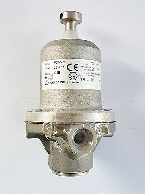 Graco P20-VM 233757 Pressure Regulator