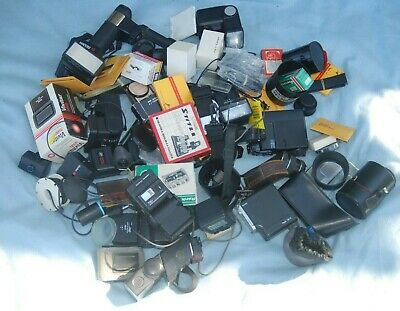 #N5 - A Joblot Of Camera  / Photo Bits And Accessories