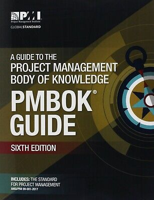 PMI PMBOK Guide 6th Edition 2018 + Agile Practice Guide📧⚡Email Delivery(10s)⚡📧