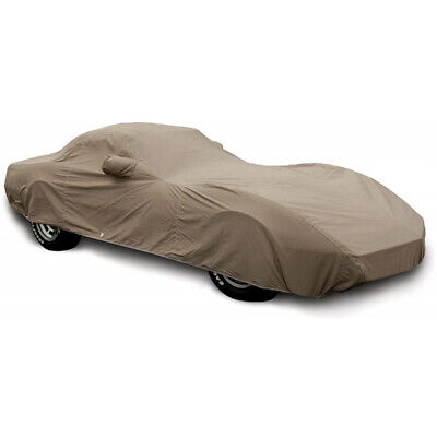 Covercraft Car Cover, WeatherShield, Taupe| C4434PT Corvette 1980-1982