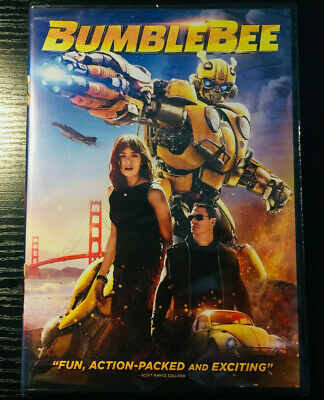 Bumblebee (DVD, 2019) BRAND NEW - FREE FAST SHIPPING!!!
