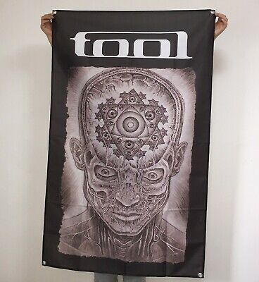 Tool Band Banner Disposition Logo Flag Wall Tapestry Fabric Art Poster 3x5 ft