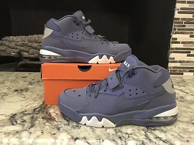 new arrival aedd5 27c47 NIKE AIR FORCE MAX Charles Barkley(AH5534-001) Size 10 CARBON GRAY