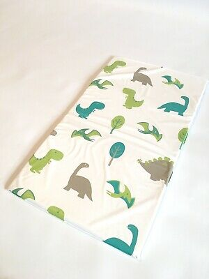 Baby Padded Travel Changing Mat - assorted designs