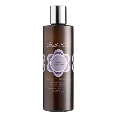 Patchouli Black Pepper Body Wash by Bath House (260ml Body  Wash)