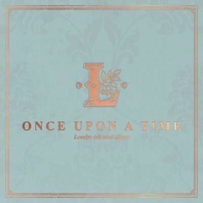 Woolim Entertainment Lovelyz - Once Upon A TIME (6th Mini Album) [Limited ver.]