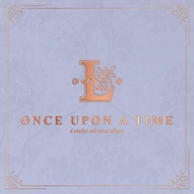 Woolim Entertainment LOVELYZ - Once Upon A TIME [Standard Random ver.] (6th Mini