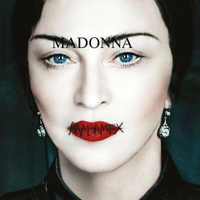 Madonna Madame X CD ROCK INTERSCOPE 2019 NEW FREE SHIPPING preorder