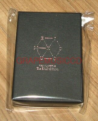 EXO EXOPLANET #3 THE EXO'rDIUM CONCERT GOODS SUPERNATURAL SUPER POWER CARD SET