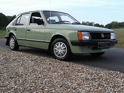 Vauxhall Astra MK1 **Very Rare 1982 Model** Future Investment only 39K Miles FSH