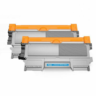 2PK TN450 TN420 Toner Cartridge For Brother HL-2240 2270DW 2280DW MFC-7360N