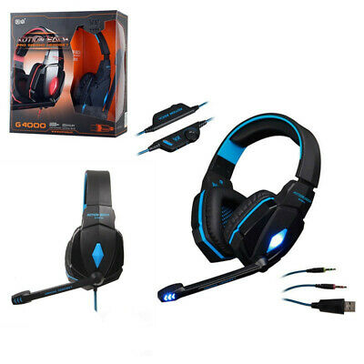 Brand New Gaming Headset Headphone With Microphone For PS4 PC Laptop xbox