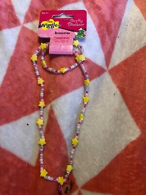 Wiggles Dorothey Locket And Bracelet Freepost (Access1)