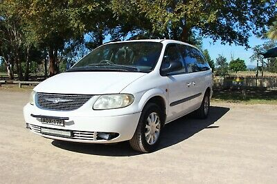 Chrysler Grand Voyager SE. 5 months rego