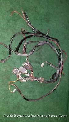 Incredible Volvo Penta Engine Wiring Harness Part 873958 8 Boat Marine Wiring Digital Resources Bemuashebarightsorg
