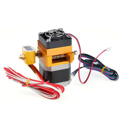 3D Printer Extruder Cooling Fan Cooler/&10x 0.4mm Nozzle Print Head for Mk8