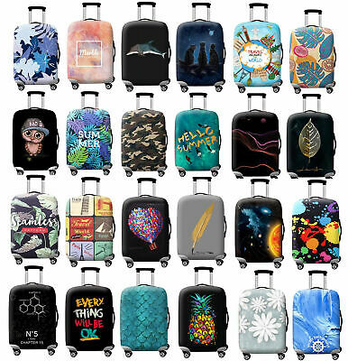 """Anti scratch 18""""-32"""" Thicker Luggage Suitcases Case Cover Bag Elastic Protector"""