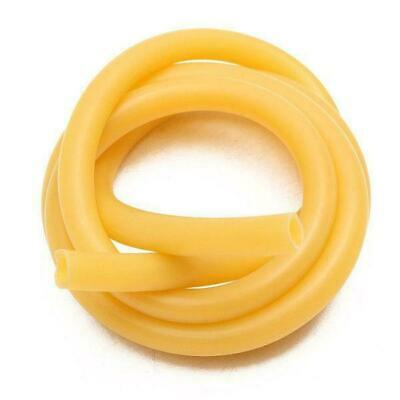Rubber hose,Amber latex tube,bleed tube,OD 9mm,ID 6mm,Price for 5 meters