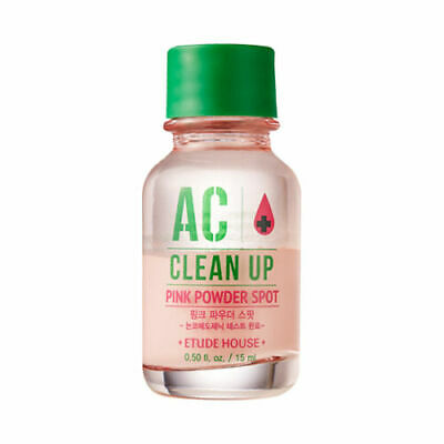 [Etude House] AC Clean Up Pink Powder Spot -15ml