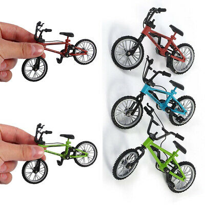 UK Cute Mini Bicycle Toys Finger Cycling Mountain Bike Model Tech Deck Gift