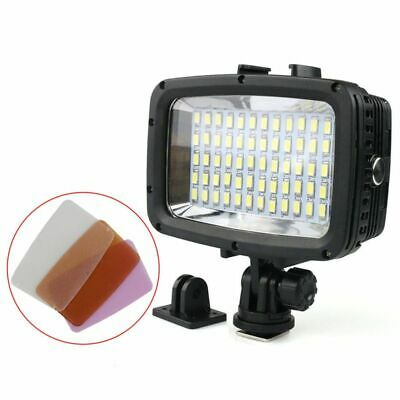 1X(Diving Led Video Light 40M Waterproof Underwater Led Photography Cctv Ca G1P7