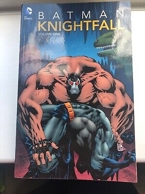 Batman Knightfall TP Vol 01 by Alan Grant, Chuck Dixon, Doug Moench...