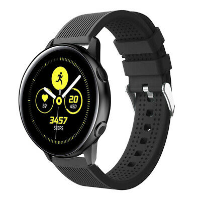 Soft Silicone Watch Band Strap for Samsung Galaxy Watch Active SM-R500