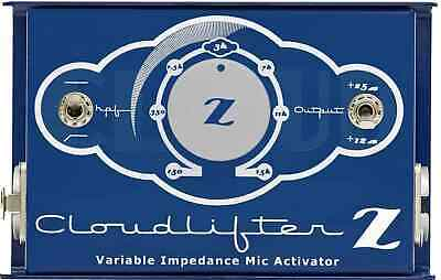 Cloud Microphones CL-Z Cloudlifter 1-channel Mic Activator - Blue