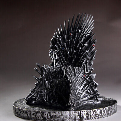 Game of Thrones ce and fire Iron Throne Kings Landing 16cm