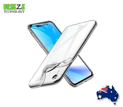 Ultra Clear Shockproof Bumper Back Case Cover for iPhone XS MAX XR X 8 7 Plus 6s