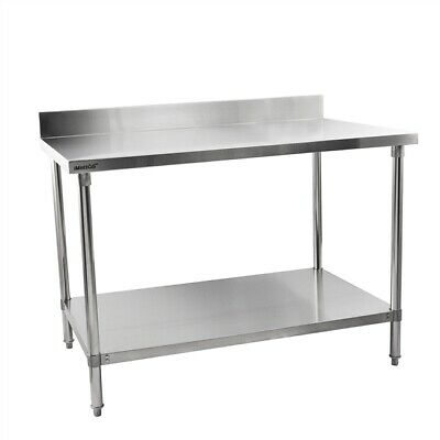 Commercial Stainless Steel Table Work Bench Shelf Imettos 301019
