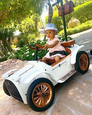 D.Throne S Electric Children and Family Car. most amazing electric car