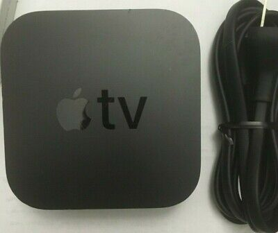 Apple TV 5th Generation 4K 32GB Media Streamer MQD22LL/A NO REMOTE