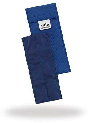 Frio Insulin Individual Cooling Travel Wallet Blue