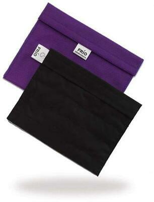 Frio Insulin Extra Large Cooling Travel Wallet Purple