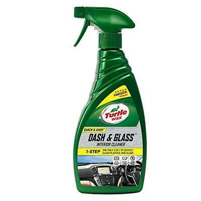Turtle Wax 51783 0.5L Dash & Glass Interior Cleaner 500ml Car Care Cleaning