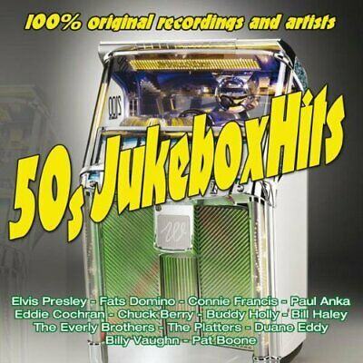 VARIOUS ARTISTS : 50s Jukebox Hits CD