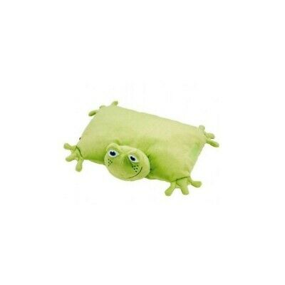 Go travel folding pillow (frog) cojín niños