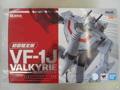 Bandai Dx Chogokin First Release Limited Edition Vf-1J Varkyrie
