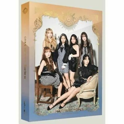Gfriend - [Time for Us] 2nd Album Midnight Ver CD+PhotoBook+2p PhotoCard+1p Clea