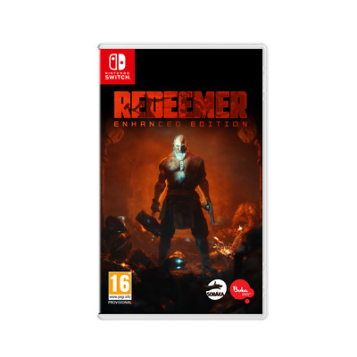 REDEEMER ENHANCED EDITION Nintendo Switch ITA - PREORDINE 25 giugno 2019
