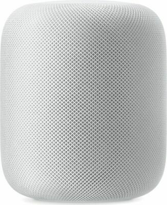 APPLE HomePod Smart Speaker with Voice Control, White , UK Version - MQHV2D/A