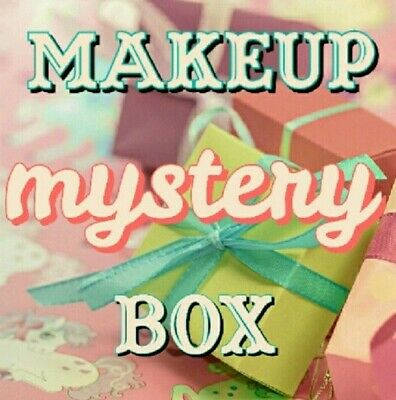 Mystery box makeup TOP BRAND mistery box trucco offerta full size