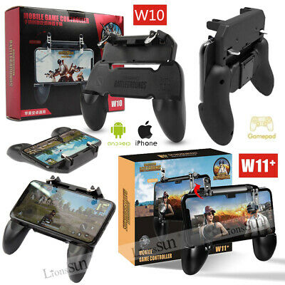 PUBG Mobile Game Controller W10 W11+ Gamepad Joystick Wireless iPhone Android