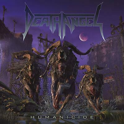 Death Angel Humanicide CD HEAVY METAL NUCLEAR BLAST NEW FREE SHIPPING preorder