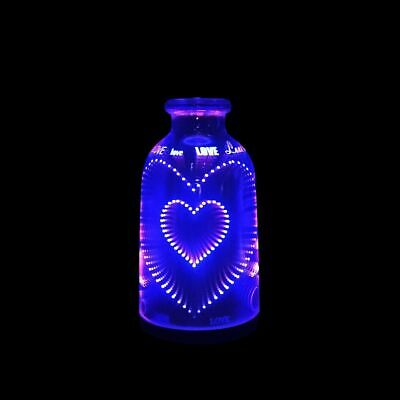 Electric Air Diffuser Aroma Oil Humidifier Night Light DN-8213D Relaxing Defuser