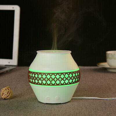 Electric Air Diffuser Aroma Oil Humidifier Night Light DN-819 Relaxing Defuser