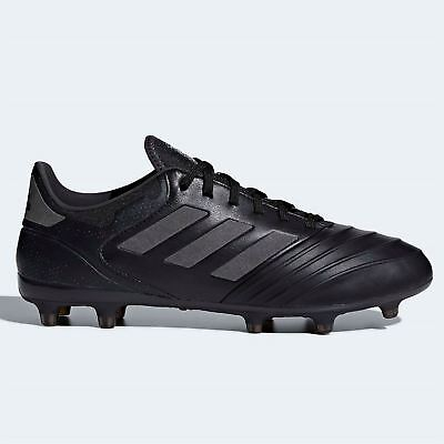 buy popular ce47e 04acd Adidas Copa 18.2 Fg Sol Ferme Football Bottes Noir Hommes Chaussures  Crampons